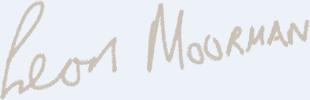Leon Moorman 'handtekening'