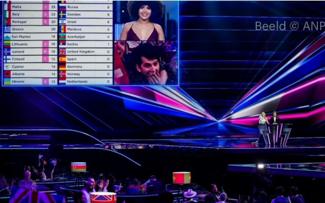 Leon Moorman naar Eurovision 2022?